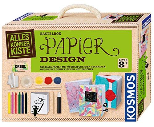 AllesKönnerKiste Papier-Design