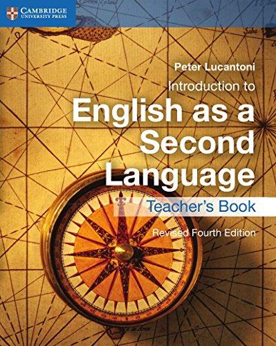 Introduction to English as a Second Language. Teacher's Book. Introduction to English as a Second Language (Cambridge International IGCSE)