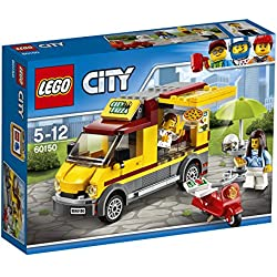 LEGO City 60150 - Great Vehicles Furgone delle Pizze