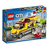 Enlarge toy image: LEGO 60150 City Great Vehicles Pizza Van Construction Toy -  preschool activity for young kids