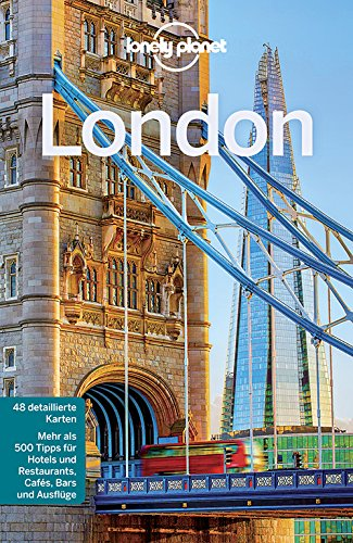 Preisvergleich Produktbild Lonely Planet Reiseführer London (Lonely Planet Reiseführer Deutsch)