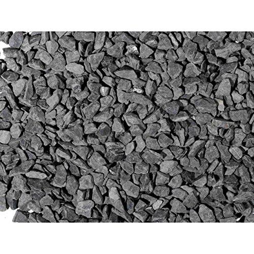 Rubyfires Zubehör Dekoration Basaltsplitt Dekosteine Deko Ethanolfeuer 4 kg