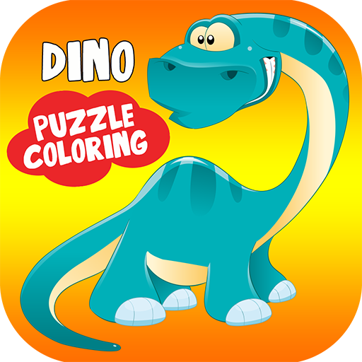 Dinosaur Online Coloring Pages | 512x512
