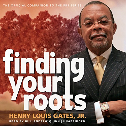 Finding Your Roots  Audiolibri