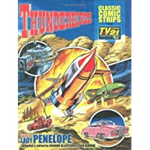By Graham Bleathman Thunderbirds Classic Comic Strips [Hardcover]