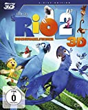 Best Twentieth Century Fox 3D Blu-Ray - Rio 2 - Dschungelfieber (+ Blu-ray) [Alemania] [Blu-ray] Review