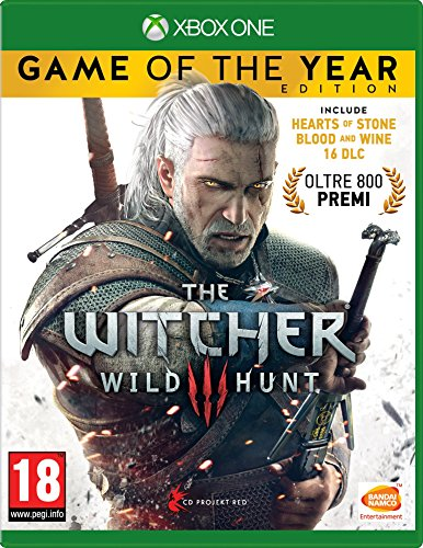 The Witcher 3 (Xbox One)