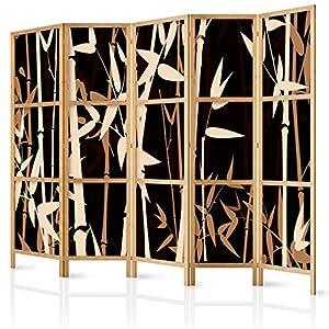 Paravent Raumteiler Bambus Deine Wohnideende