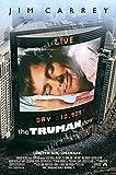 Poster del Film USA The Truman Show, Finitura Lucida, MOV986 24' x 36' (61cm x 91.5cm)
