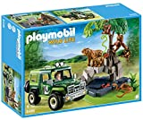 Playmobil 5416 Wild Life Jungle Animals and Off-Road Vehicle - Multi-Coloured