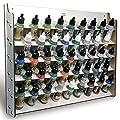 Vallejo 026010 - Wandregal für Modellbaufarben für 17 ml, 43 Fläschchen von Vallejo