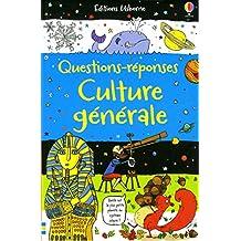 Questions-réponses Culture générale