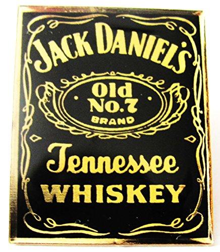 .7 - Pin 25 x 20 mm #1 (Jack Daniels Kostüm)