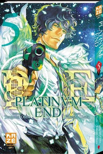 Platinum end : scénarioTsugumi Ohba (5) : Platinum end