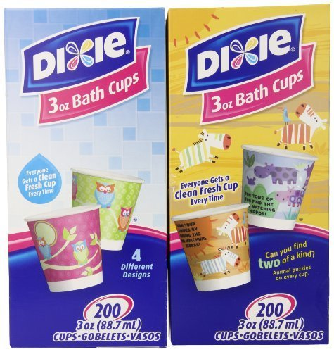 dixie-3-ounce-cups-assorted-patterns-200-count-box-pack-of-6-by-dixie