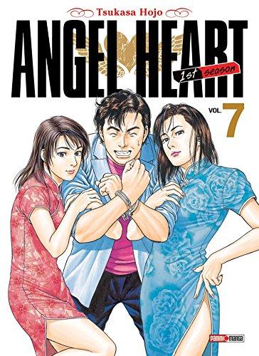 ANGEL HEART SAISON 1 T07 NED par Tsukasa Hojo