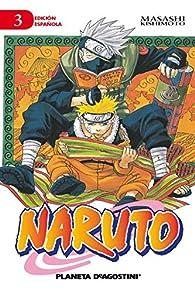 Naruto nº 03/72 par Masashi Kishimoto