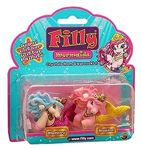 Dracco m063010-Filly Mermaid, Super Brillante Mejor Amigos