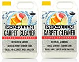 Mylek Citrus ULTIMA + Professional Concentrate Carpet Shampoo - 2 x 5 Litres - Works With all Machines