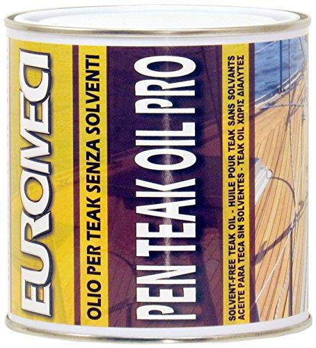 euromeci eptop7Pflegeöl, farblos, 750ml (Deck Sealer)