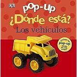 Pop-up ¿Dónde está? Los vehículos (Castellano - A PARTIR DE 0 AÑOS - MANIPULATIVOS (LIBROS PARA TOCAR Y JUGAR), POP-UPS - Pop