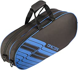 One O One - Lines Collection Double Compartment - Badminton / Tennis Kitbag