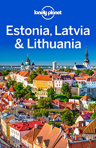 Lonely Planet Estonia, Latvia & Lithuania (Travel Guide) (English Edition) -