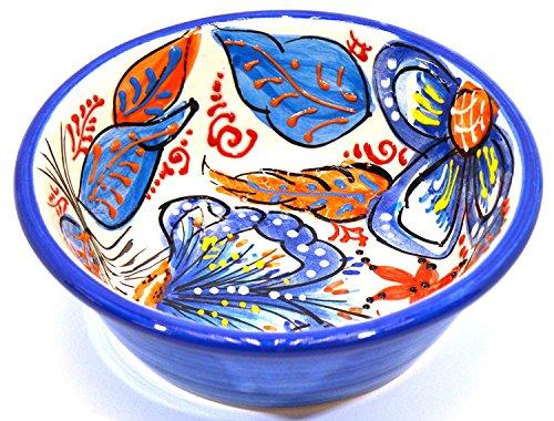 ciotola-n3-bol-piatto-fondo-in-ceramica-fatto-e-dipinto-a-mano-con-decorazione-flor-205-cm-x-205-cm-