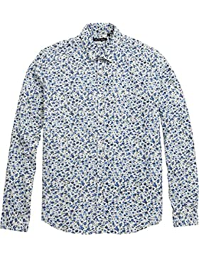 CreativeMinds UK - Camisa casual - para hombre