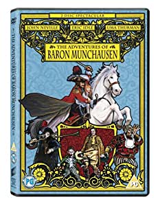 The Adventures of Baron Munchausen [Import anglais]