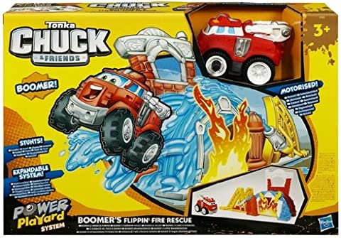 Camion Playskool - Playskool - 97820 -Véhicules Miniature - Chuck