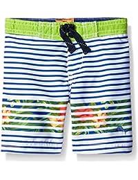 Tommy Bahama Baby Boys' Infant Floral Stripe Trunks