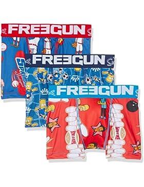 Freegun Simpsons Jungen Boxershorts