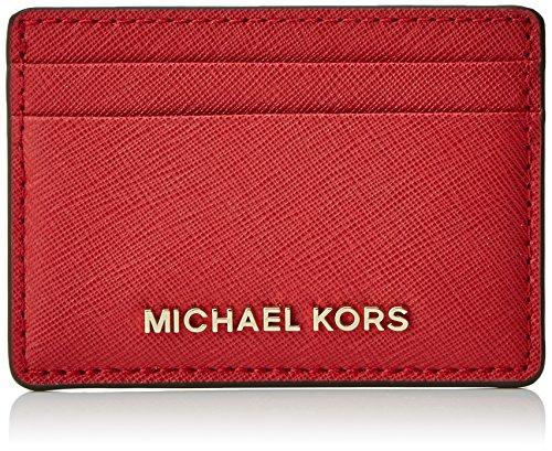 Michael KorsJet Set Travel - Borsa a tracolla Donna Rosso (Bright Red)
