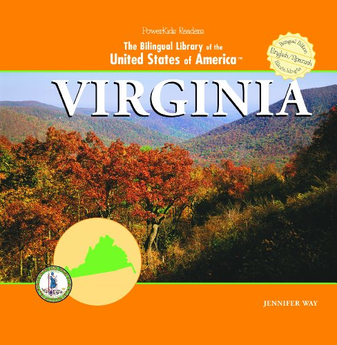 Virginia (The Bilingual Library of the United States of America) por Jennifer Way