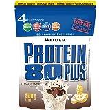 Joe Weider Protein 80 Plus, 500 g Beutel (Stracciatella)