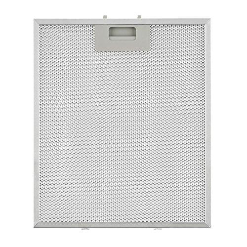 Klarstein Repuesto de filtro de grasa de aluminio 27 x 32 cm...