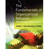 Fundamentals of Organizational Behavior [Lingua inglese]: What Managers Need to Know