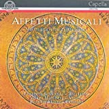 Affetti Musicalie - Marini and his contemporaries