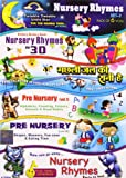 #7: Nursery Rhymes (Set 2) Pack of 6 VCD