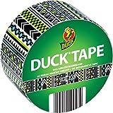 Duck Tape Color Klebeband mit Tribal Muster zum Basteln und dekorieren 48 mm x 10 m