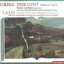 Grieg: Peer Gynt, Suites Nos. 1 & 2, Lalo, le Roi d'Ys