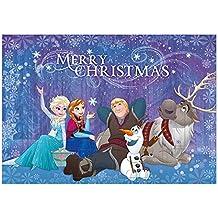 Under cover frzh8021–Calendario dell' Avvento Disney Frozen