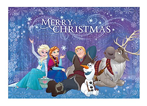 Undercover frzh8021–Calendario de Adviento Disney Frozen