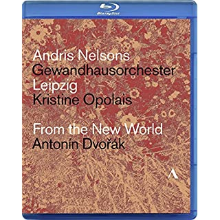 Dvorak:From The New World [Kristine Opolais; Gewandhausorchester Leipzig; Andris Nelsons] [Accentus Music: ACC10419] [Blu-ray] [Region A & B & C]