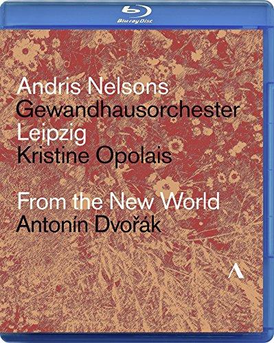 Antonin Dvorak: Aus der Neuen Welt (Nelsons, Gewandhausorchester) [Blu-ray]