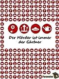 Parameter B - der Mörder ist Immer der Gärtner - Krimispiel für Zuhause