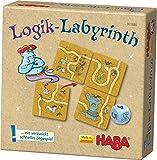 Haba 301886 - Logik-Labyrinth, Legespiel