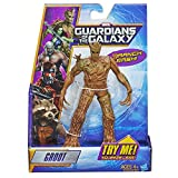 Marvel Guardians of the Galaxy Toy - Rapid Revealers 6 Inch Groot Action Figure