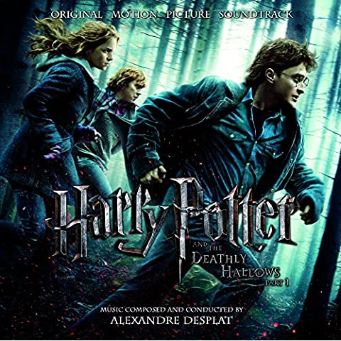 Harry Potter and the Deathly Hallows Part 1 (Gatefold sleeve) [180 gm 2LP black vinyl] [Vinilo]